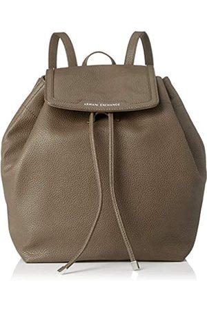 Armani Damen Denim Backpack Rucksack