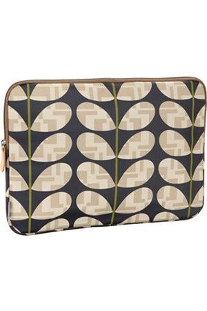 Orla Kiely Stem Maze Print 11SE-SMZ067, Damen Laptophülle