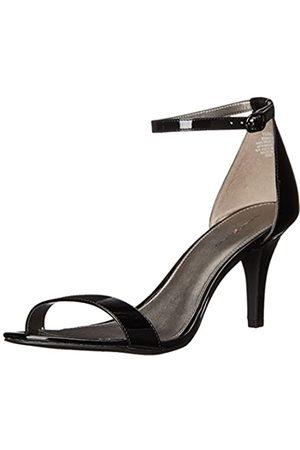 Bandolino Women's Madia Dress Sandal, Black Patent