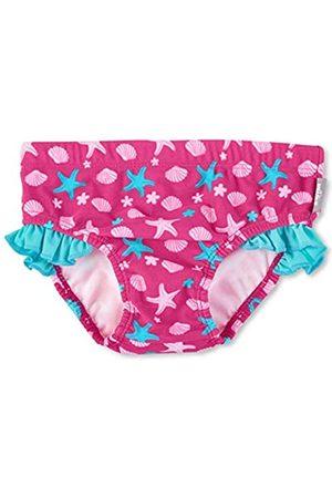 Sterntaler Baby - Mädchen Badehose mit Windeleinsatz, UV-Schutz 50+, Alter: 6-12 Monate, Größe: 74/80
