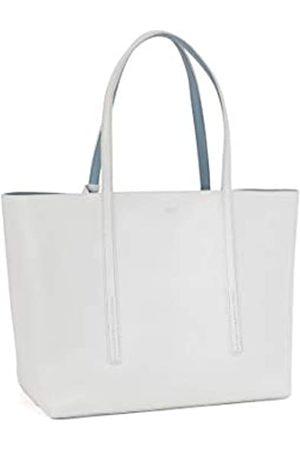 HUGO BOSS Damen Taylor Shopper-U Wende-Shopper aus Nappaleder mit Logo-Pouch