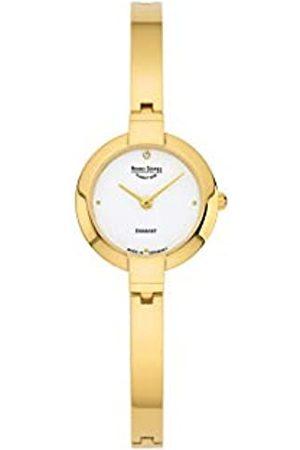 Soehnle Bruno Söhnle Damen Analog Quarz Uhr mit Edelstahl Armband 17-33220-952