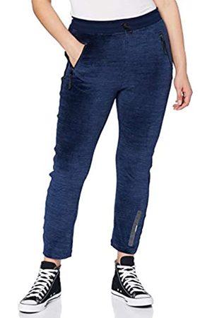 G-Star Womens Fabric Mix Tapered Sweatpants
