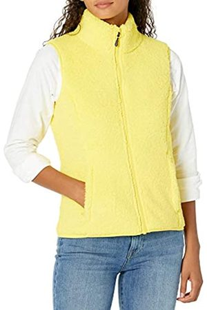 Amazon Polar Fleece Lined Sherpa outerwear-vests, hellgelb