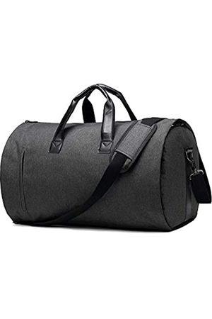 peacechaos Business Travel Duffle Bag Kleidersäcke Übergroße Flugtasche Weekender Travel Suit Bag Große Kapazität Reisetasche - 2 in 1 Hängender Koffer Anzug Reisetasche