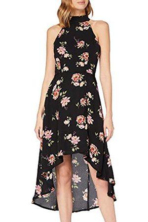 Mela Damen London-Cornflower Printed Lässiges Kleid
