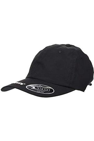 Levi's Unisex Embroidered Logo Brim Cap w/Cord Back Pull Ohrenschützer