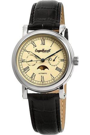 Engelhardt Herren-Uhren Automatik Kaliber 10.660 385724029054