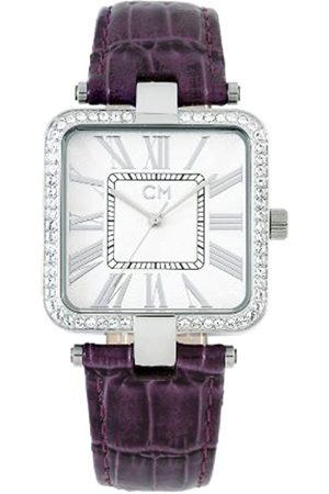 Carlo Monti Damen-Uhren Quarz Cesena CM505-110