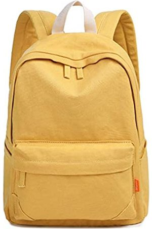 Tom Clovers Canvas Rucksack Weekender Bag Laptop Tasche Schulrucksack