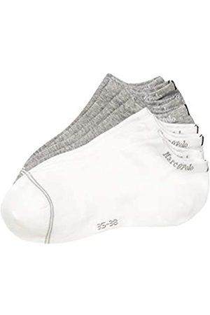 Marc O'Polo Body & Beach Damen Multipack W-SNEAKER LOW CUT 4-PACK Socken