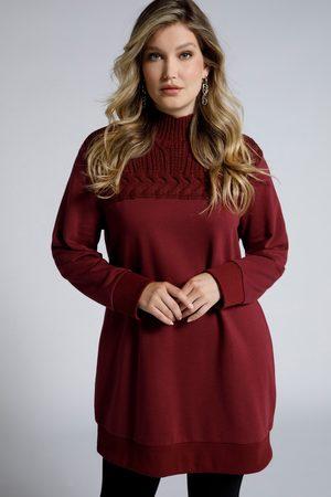 Ulla Popken Damen Freizeitkleider - Sweatkleid, Damen