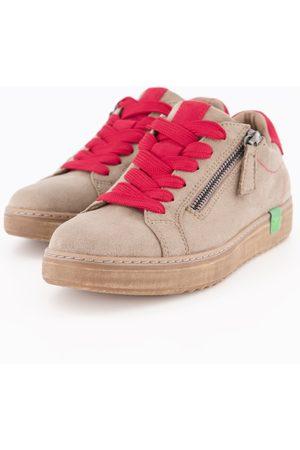 Ulla Popken Damen Halbschuhe - Jana Shoes Sneaker, Damen, türkis