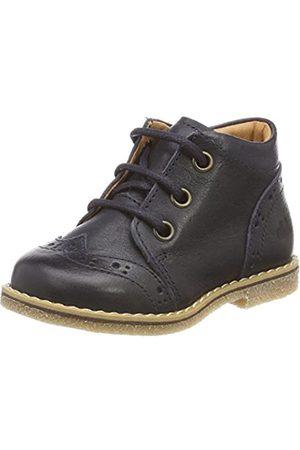 Froddo Unisex-Kinder Children Shoe G2130136 Mokassin, (Dark Blue)