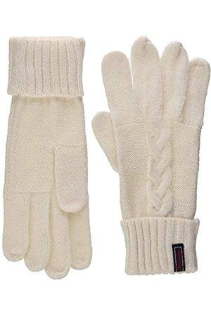 Superdry Damen LANNAH CABLE GLOVES Handschuhe