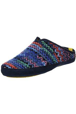 Nordikas Damen Wash Pantoffeln, Mehrfarbig (Azul/Zafiro 002)