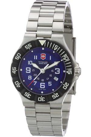 Victorinox Damen-Armbanduhr XS Active Analog Edelstahl 241415