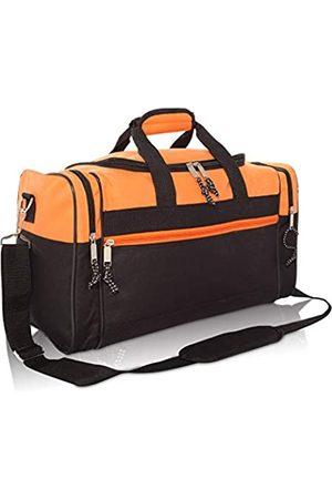 DALIX 43,2 cm leere Seesack, Reisetasche, Sporttasche