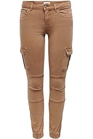 ONLY Damen Ankle Jeans Cargohose Missouri 15170889 38/30