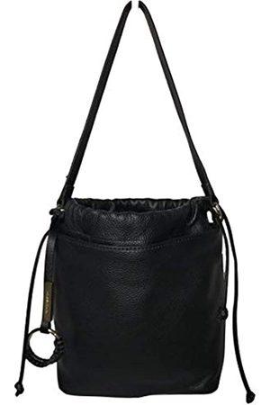 Vince Camuto Mandi Leather Bucket Bag