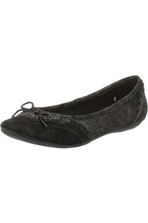 BC Footwear Damen Shortcake Ballett Flach