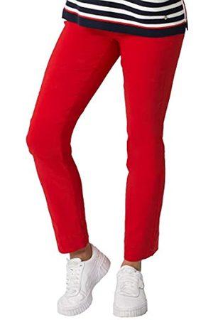 STEHMANN INA-740 von Gr: 36 - Stretchige Damenhose hoher Bund-mindestens 1 Nummer kleiner bestellen