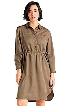 Lee Femme Worker Drapey Dress Kleid