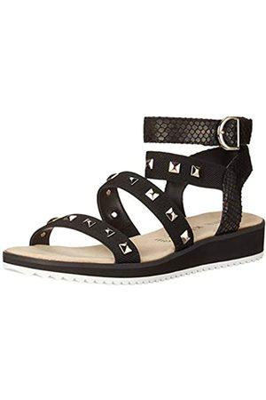 Anne Klein Damen Mariah-S Keilabsatz-Sandale