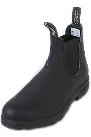Blundstone Unisex Original 500 Series Chelsea Boot, (Voltan Black Voltan Black)