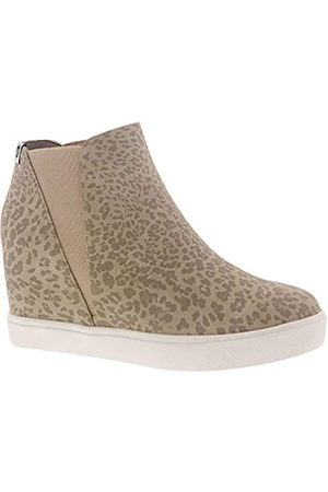 Matisse Damen Lure Booties, (Taupe Leopardenmuster)