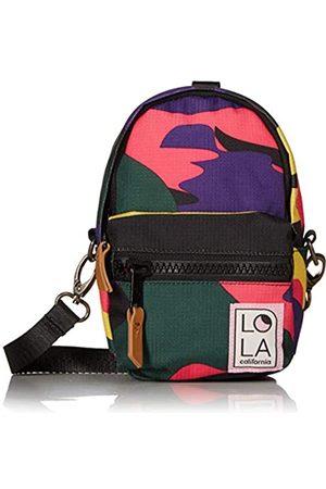 Unbekannt LOLA Stargazer Mini-Rucksack, (Pink/Camo)