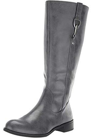 Lifestride Damen Sikora Wide Calf Tall Shaft Boot Kniehohe Stiefel