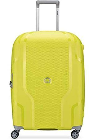 Delsey Paris Clavel Hardside erweiterbares Gepäck mit Spinnrollen (Gelb) - 40384583015