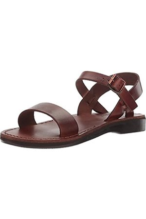 Jerusalem Sandals Naomi Flache Damen-Sandale