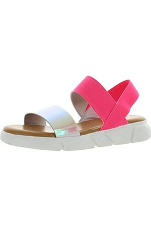 Dirty Laundry Flache Sport-Sandalen für Damen, Pink (Rose)