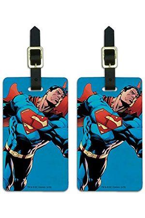 Graphics and More Gepäckanhänger mit Superman-Motiv