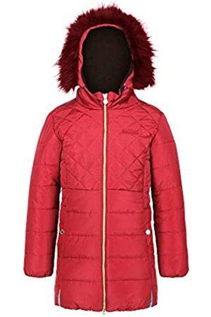 Regatta Unisex Kinder Bernadine High Shine Water Repellent Coat With Thermoguard Insulation Jacke