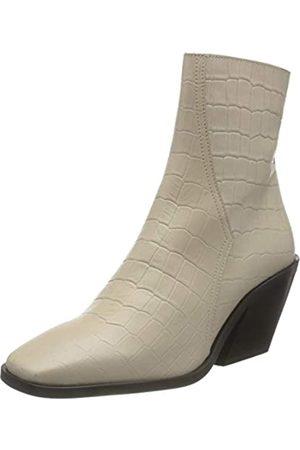 VERO MODA Damen Vmemily Leather Boot Stiefelette