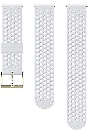 Suunto Ersatz-Uhrenarmband, für alle 3 Fitness Uhren, Silikon, Länge: 21,7 cm, Stegbreite: 20 mmfarben, Inkl. Stifte zur Montage