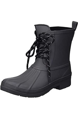 Chooka Eastlake Rain Duck Combat Boots für Damen, (anthrazit)