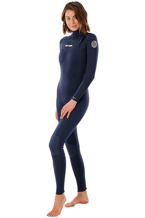 Rip Curl Dawn Patrol 3/2 GB Chest Zip Wetsuit