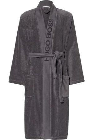 HUGO BOSS Kimono Plain grau