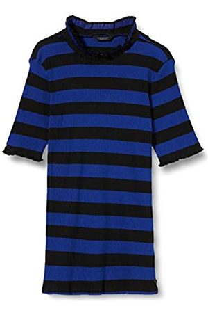 Scotch&Soda R´Belle Girls High Neck Tee in Special Rib Quality T-Shirt