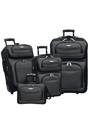 Travel Select Amsterdam Erweiterbares aufrechtes Gepäckstück - TS6950G