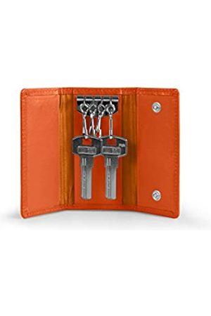 Lucrin Etui für 4 Schlüssel - - Glattleder