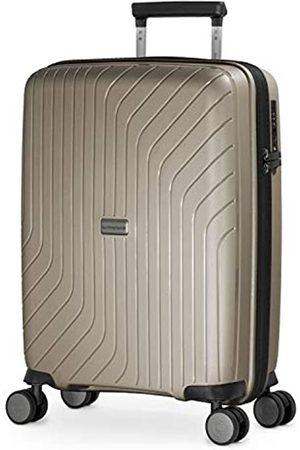 Hauptstadtkoffer TXL - leichtes Handgepäck, Kabinengepäck Hartschalen-Trolley aus robustem Polypropylen, Kabinentrolley 55 cm, 36 L