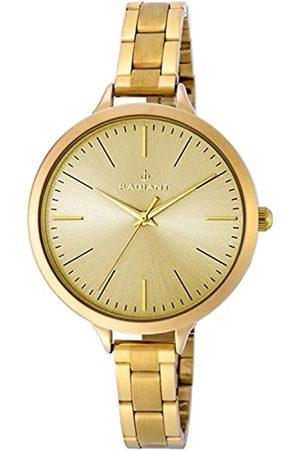 Radiant Damen Uhren - Damen Analog Quarz Uhr mit Edelstahl Armband RA388205
