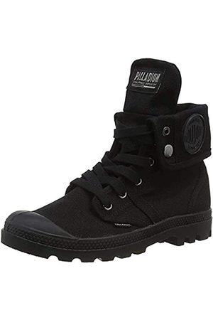 Palladium Damen Us Baggy W F Hohe Sneaker, (Black/Black 466)