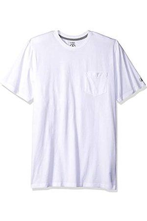 Volcom Herren Men's Solid Modern Fit Pocket Short Sleeve Tee T-Shirt