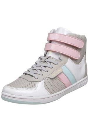 Creative Recreation Women's Dicoco Fashion Sneaker,Vapor/Skylight/Pink/Mist
